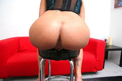 Nice round ass