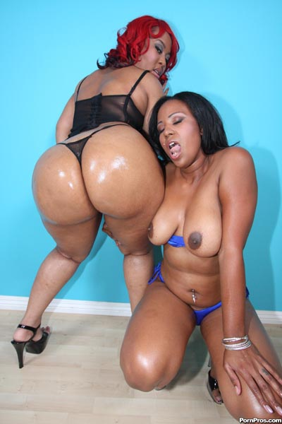 Black babes with nice black round ass